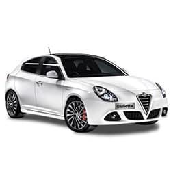 Bagagerumsmatta till Alfa Romeo