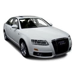 Bagagerumsmatta till Audi