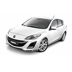 Bagagerumsmatta till Mazda