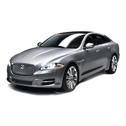 Bagagerumsmatta till Jaguar