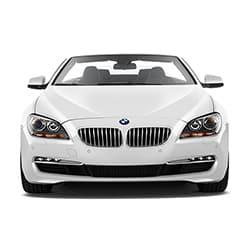 Bagagerumsmatta till BMW