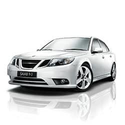 Bagagerumsmatta till Saab