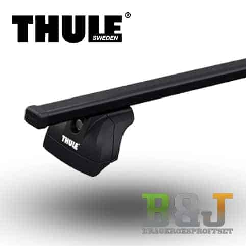 thule evo squarebar