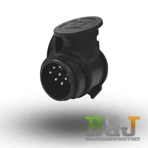 Tillägg - Adapter för 13-polig elsats till 7-pol